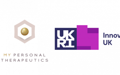 My Personal Therapeutics awarded prestigious grant from Innovate UK